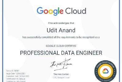 How I cleared the Google Professional Data Engineer Exam For Free