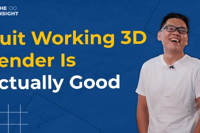 Why Quit Working 3D Render Is Actually Good For Your Life