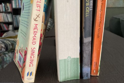 I'm Taking aVirtual Holiday to a Greek Island with these Five Books