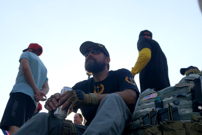 Highway to Inferno: On the Road with the Oregon Proud Boys