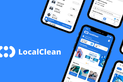 LocalClean, everything clean with just one click