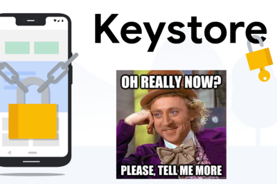 Not so hardware Android Keystore