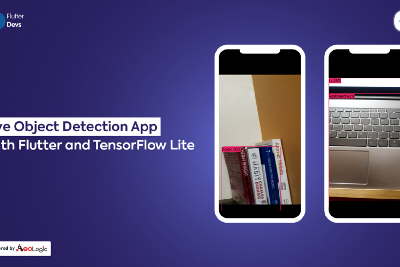 Live Object Detection App With Flutter and TensorFlow Lite