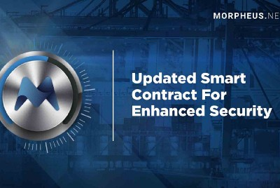 Morpheus.Network Smart Contract Set For An Update For Enhanced Security & Efficiency