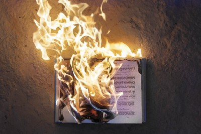 The case for book burning