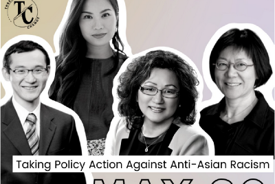 Taking Policy Action Against Anti-Asian Racism