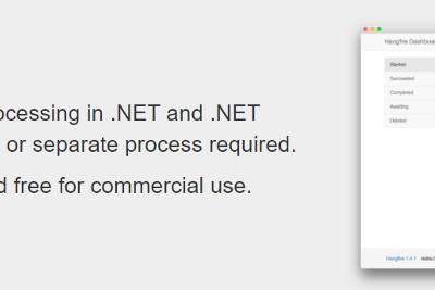 .NET core /.NET 5: Add hangfire to your application with these easy steps