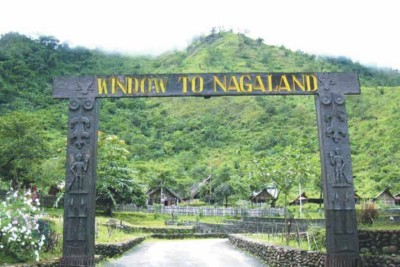 Can I visit Nagaland with just a train ticket?