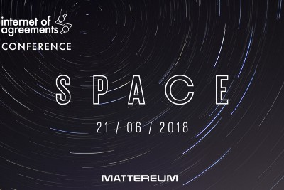 Internet of Agreements IV: Space