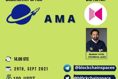 Recap of the Defactor AMA with Blockchain Space
