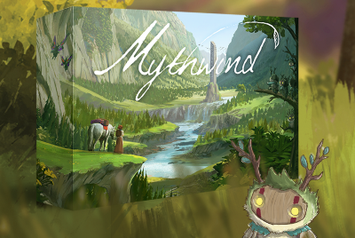 Mythwind from Out of Our Mind Games—a Kickstarter Preview