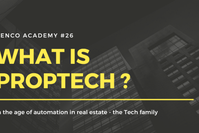 ✍Aenco Academy #26: What is PropTech?