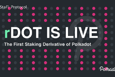 The First DOT Liquid Staking App rDOT is Live on Mainnet Now