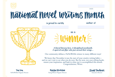Is Writing 50,000 Words in a Month Worth It?