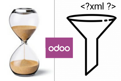 Handle Date and Datetime Variables In Odoo XML Domain