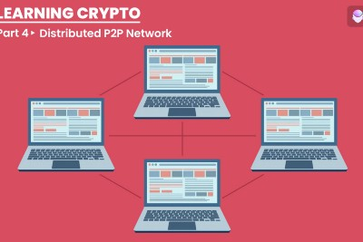 Learning Crypto—Part 4   Distributed P2P Network   Strader.io