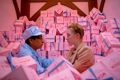 Wes Anderson's 'The Grand Budapest Hotel' (2016) is a Cinematic Confection