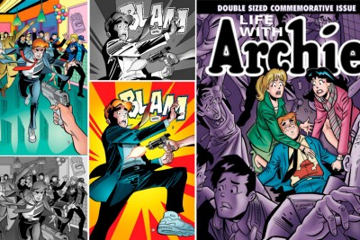 Archie Andrews Killed Defending Gay Rights? Didn't See That Coming