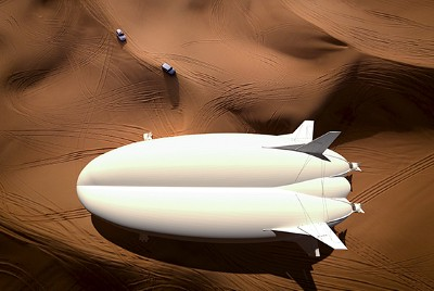 Business Opportunities for Airships