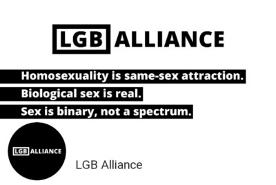 LGB Alliance launches full page attack on transgender equality