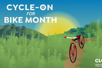 Cycle on for Bike Month