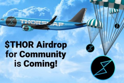 $THOR Airdrop Announcement