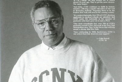 A Warm Memory of Colin Powell
