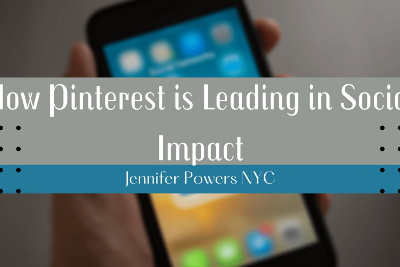 How Pinterest is Leading Social Impact