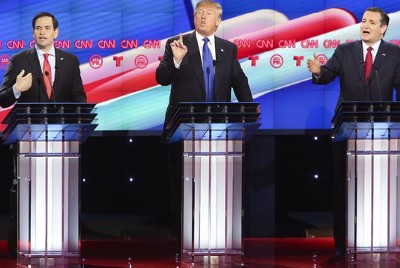 Thrown to the Wolf Blitzers: Recap and Takeaways from the Pre-Super Tuesday GOP Debate