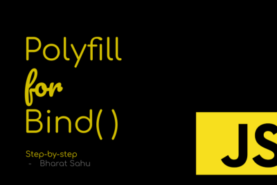 Polyfill for bind(), Step-by-step
