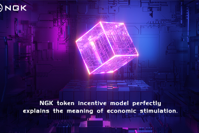 Join NGK blockchain and create a new wealth story