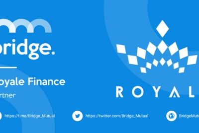 Bridge Mutual Offers Security for Royale Finance's Ecosystem