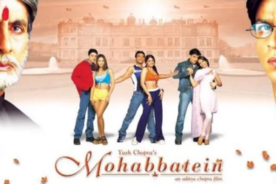 Mohabbatein : the delectable shit!