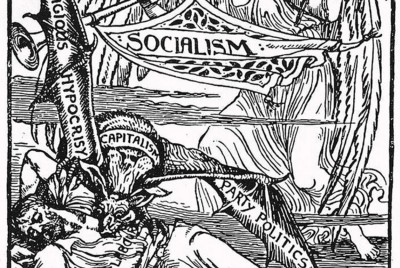 Marxism and the Gothic
