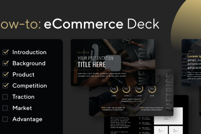 How to Create an E-Commerce Pitch Deck—VIP Graphics