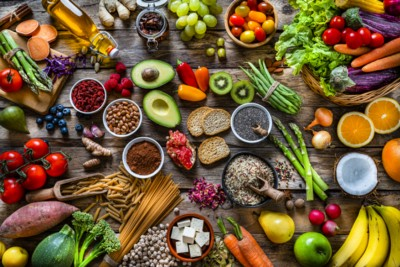 The importance of a colorful plant‑based nutrition