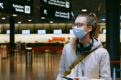 Traveling safely during the Pandemic—My real-world use of an AIClub Student App