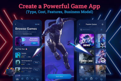 How Much Does it Cost to Create a Game App: Cost, Features and Business Model