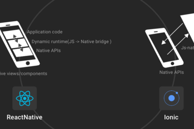 Why React Native got an Upper Hand Over Ionic
