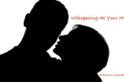 WHISPERING AT YOUR HEART
