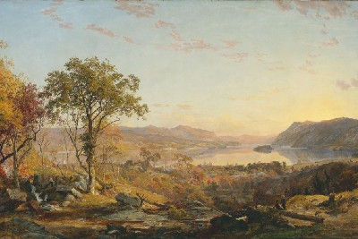 Emerson's 'Nature' and the commons