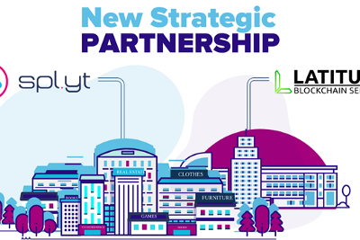 Splyt is excited to announce our partnership with Latitude Blockchain Services