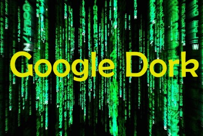 """Google Dork"" : A Way of Hacking"