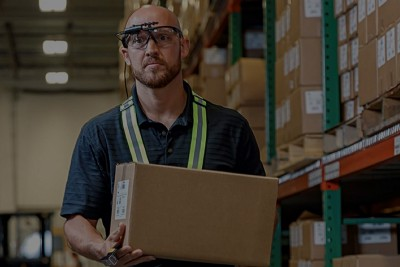 Using Augmented Reality in Warehouse for Superior Logistics