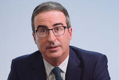 What Happened To You, John Oliver?