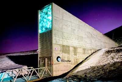 Doomsday of the Arctic—World's Largest Seed Bank