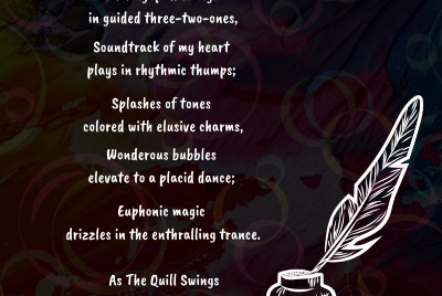 Poetry: As The Quill Swings
