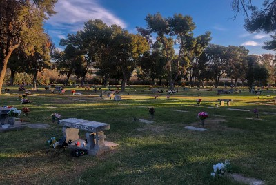 Cemeteries are the soul of the city.