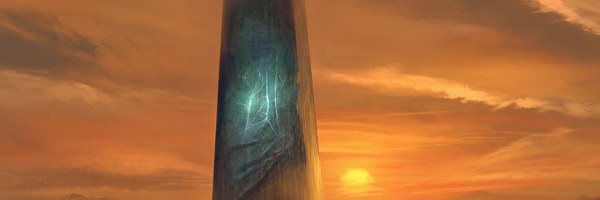 The Majestic Monolith
