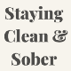 Staying Clean and Sober